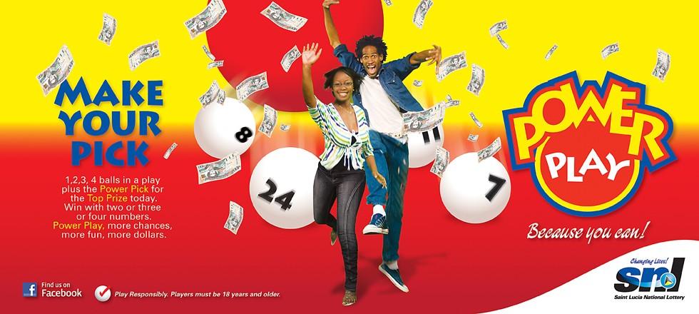 St  Lucia National Lottery - Tic Tac Toe